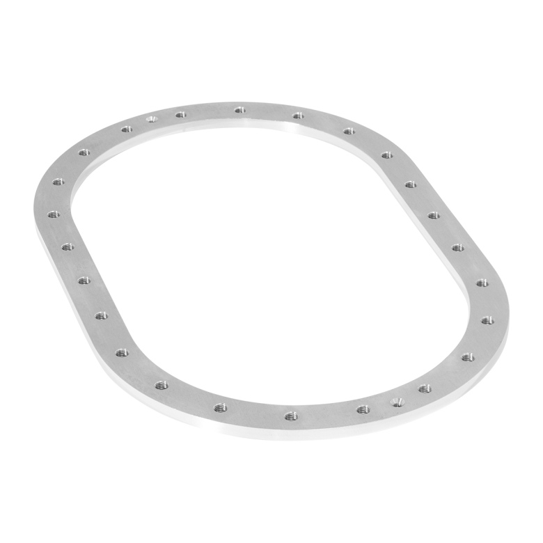 Aluminium flange 24 bolt pattern for CFC Units