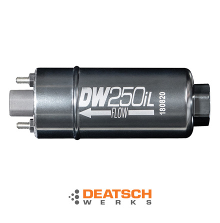 Deatschwerks DW250il in-line fuel pump