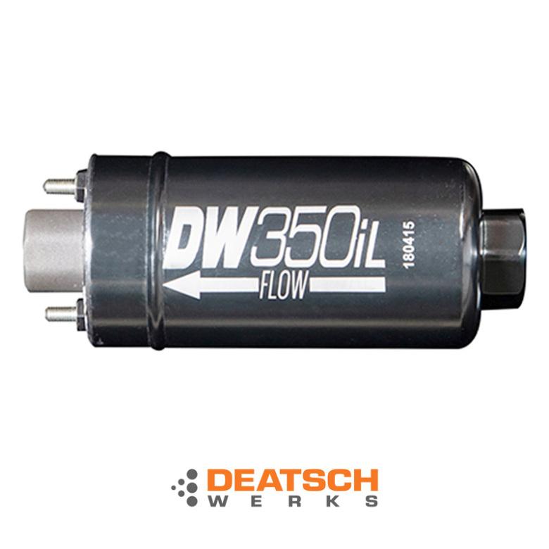 Deatschwerks DW350il in-line fuel pump