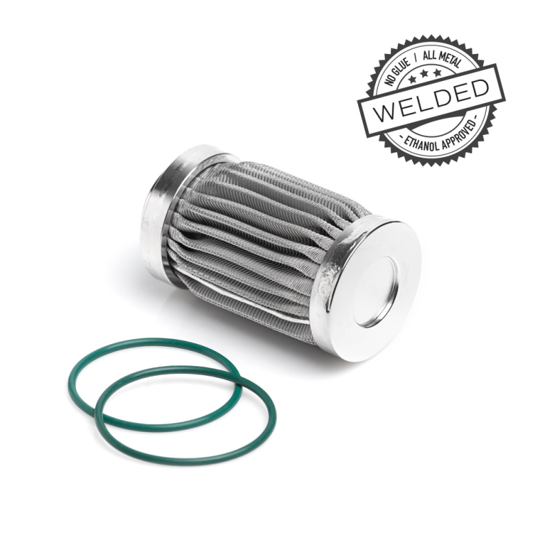 100 Micron Filter Element - Welded Stainless Steel