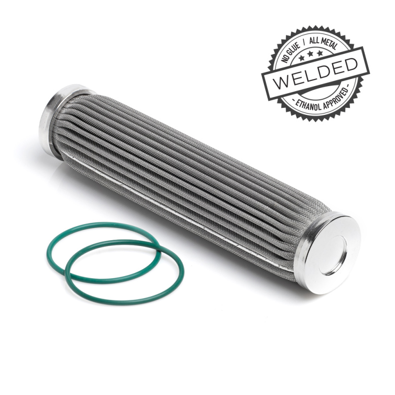 10 Micron PF200 Filter Element - Welded Stainless Steel
