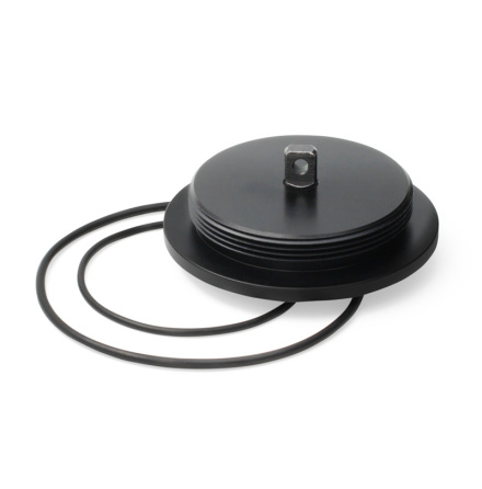 Air Jack 90 C replacement feet, including o-ring