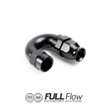 Full Flow PTFE Hose End Fitting 180 Degree AN-8