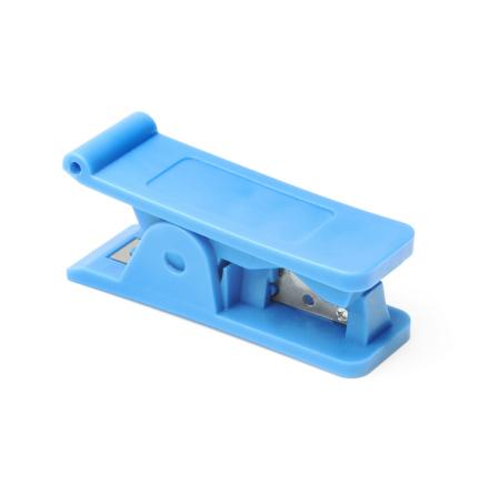Tube cutter for vacuum tubing