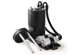Fuel Surge Tank 3.0 liter for external fuel pumps